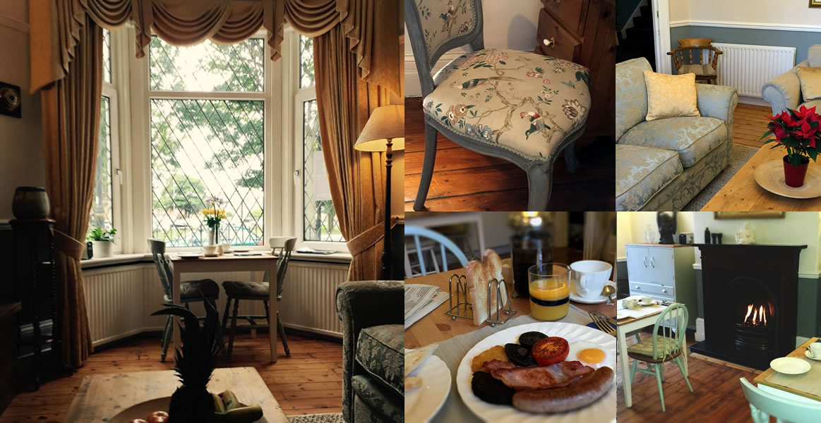Whitley Bay Bed and Breakfast - Sandsides Guest House